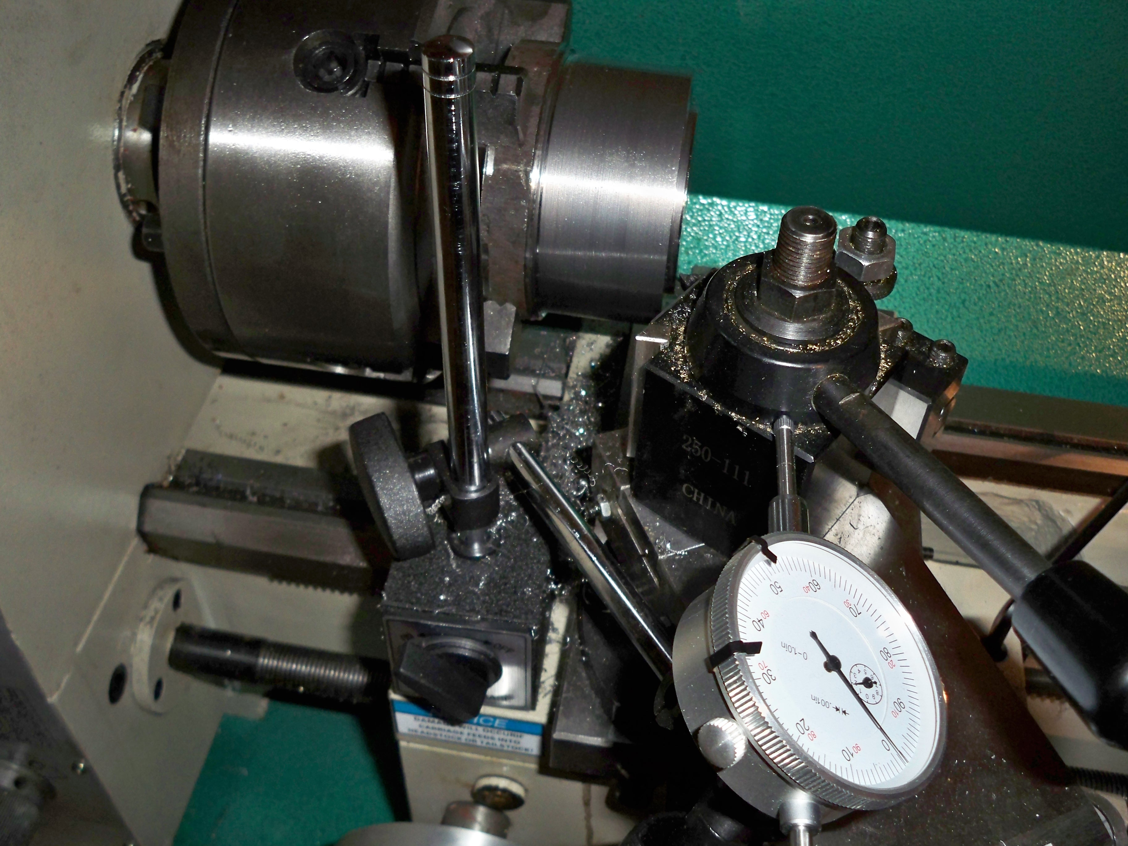 G0602 Ball Turning Attachment – www TimsMachines com