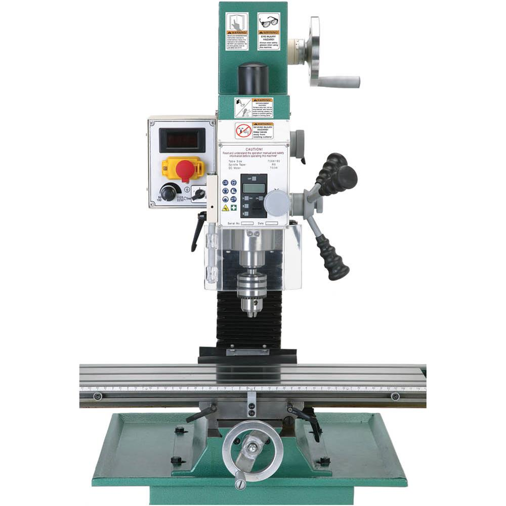 Grizzly G0704 Mill/Drill with Stand – www TimsMachines com